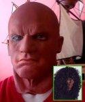 Maska lateksowa - Jim