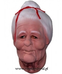 Maska lateksowa - Babcia Gresle