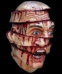 Maska lateksowa - Laser Atac