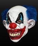 Maska lateksowa - Horror Clown VI