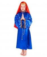 Strój teatralny dla dziecka - Maryja Dziewica