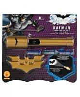 Akcesoria do kostiumów dziecięcych - Batman Batarangi & Latarka
