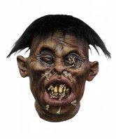 Dekoracja na Halloween Miniaturowa głowa Tsantsa Victor