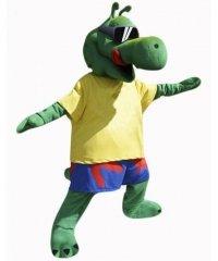 Strój chodzącej maskotki - Krokodyl 11