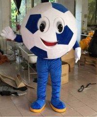 Strój chodzącej maskotki - Piłka Nożna II