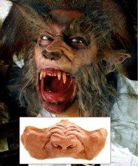 Charakteryzacja FX - Sztuczny nos Wilka