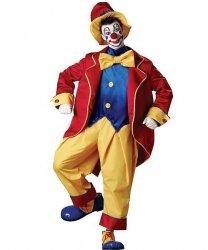 Profesjonalny strój dla klauna - Klaun Deluxe