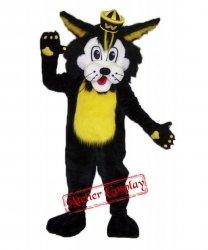 Strój chodzącej maskotki - Kot Boy