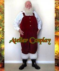 Spodnie Świętego Mikołaja - Vintage I