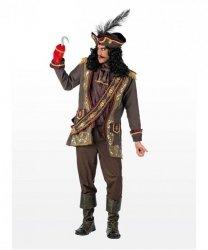 Kostium teatralny - Kapitan Hook