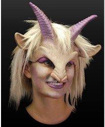 Maska lateksowa - Nimfa
