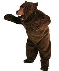 Chodząca maskotka - Miś Grizzly