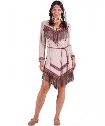 Kostium teatralny - Indianka Navajo