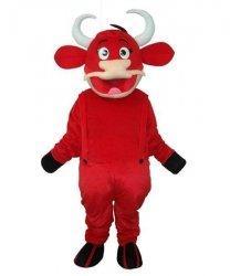 Strój chodzącej maskotki - Krowa 4