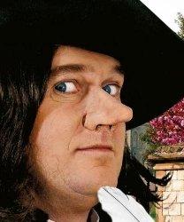 Sztuczny nos - Cyrano