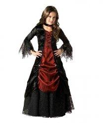 Strój teatralny dla dziecka - Lady Drakula