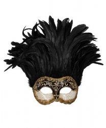 Maska wenecka - Colombina Incas Sacchi 5