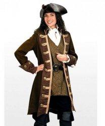 Kostium teatralny - Piratka Anna Bonny