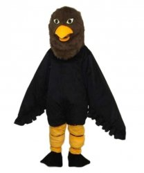 Strój chodzącej maskotki - Ptak