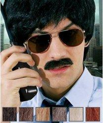 Naturalne wąsy - Detektyw