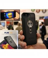 Ghost Hunters - Używana Kamera Flir One + iPhone 5s 16GB