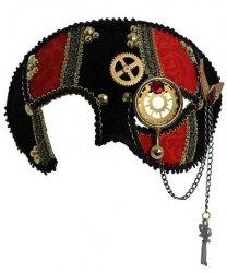 Maska wenecka - Steampunk Colombina II
