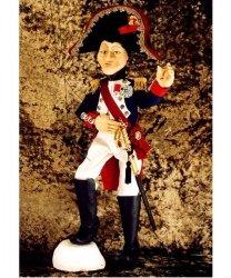 Marionetka wenecka - Napoleon (72 cm)