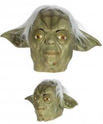 Maska lateksowa - Yoda
