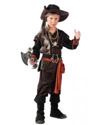 Strój teatralny dla dziecka - Pirat z Karaibów