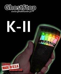 Ghost Hunters - Detektor pola elektromagnetycznego (EMF) - K-II Meter