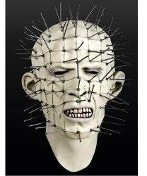 Maska lateksowa - Hellraiser Pinhead Deluxe