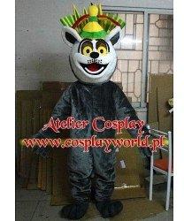 Chodząca maskotka - Madagaskar Lemur Król Julian
