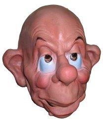 Maska lateksowa - Komik