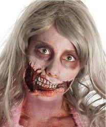 Sztuczna rana - The Walking Dead Usta Zombie