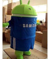 Strój reklamowy - Android