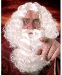 Pełny zarost - Świety Mikołaj