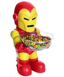 Ozdoba - Stojak na słodycze Iron Man 45 cm