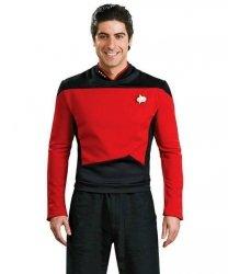 Kostium z filmu - Star Trek The Next Generation Mundur