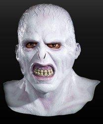 Maska lateksowa - Harry Potter Voldemort