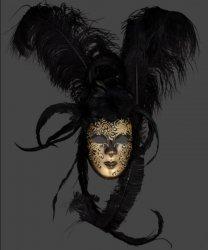 Maska wenecka - Anima Nocte