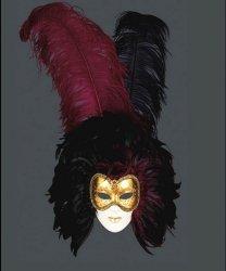 Maska wenecka - La Malinche