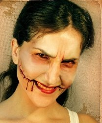 Sztuczna rana - Joker Smile