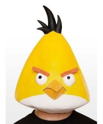 Maska lateksowa - Angry Birds I