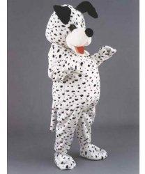 Strój chodzącej maskotki - Pies Dalmatyńczyk