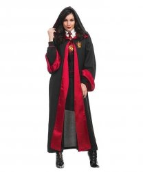 Kostium z filmu - Harry Potter Hermine Granger Premium