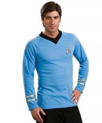 Kostium z filmu - Star Trek Blue Uniform