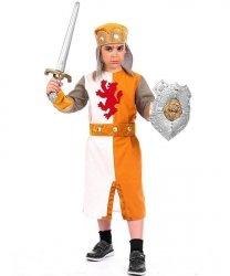 Strój teatralny dla dziecka - Król Artur