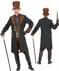 Kostium Steampunk - Wiktoriański Szlachcic