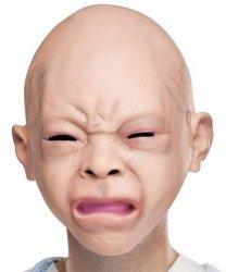 Maska lateksowa - Płaczace Dziecko