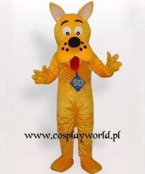 Strój reklamowy - Scoobydoo
